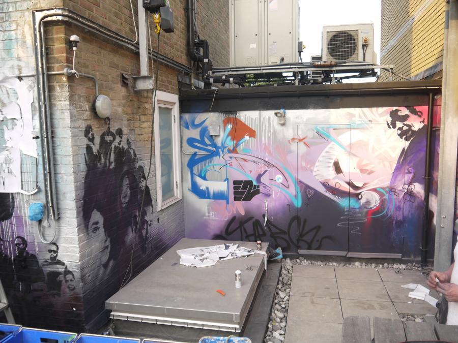 Studio 13 with Urban Canvas