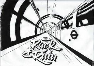 Candie - Rack & Ruin print