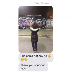 Graffiti proposal