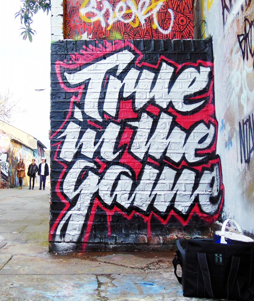True in the Game - Candie / Brick Lane