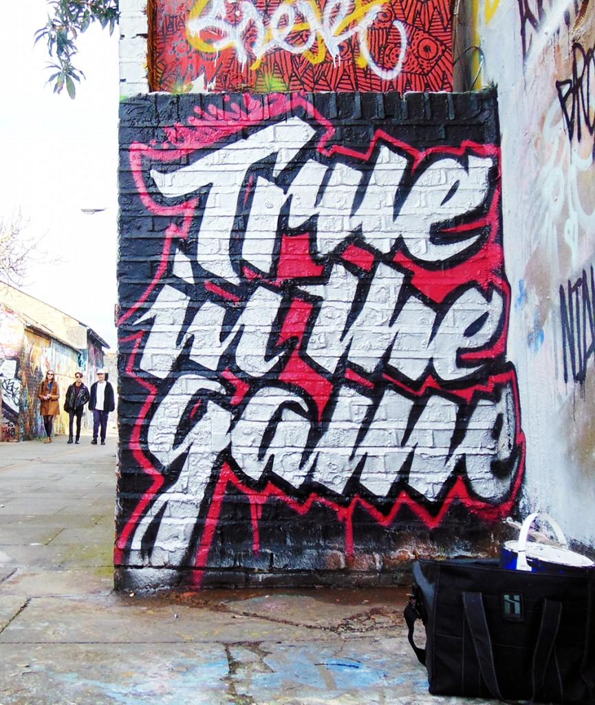 True in the Game - Candie / Brick Lane