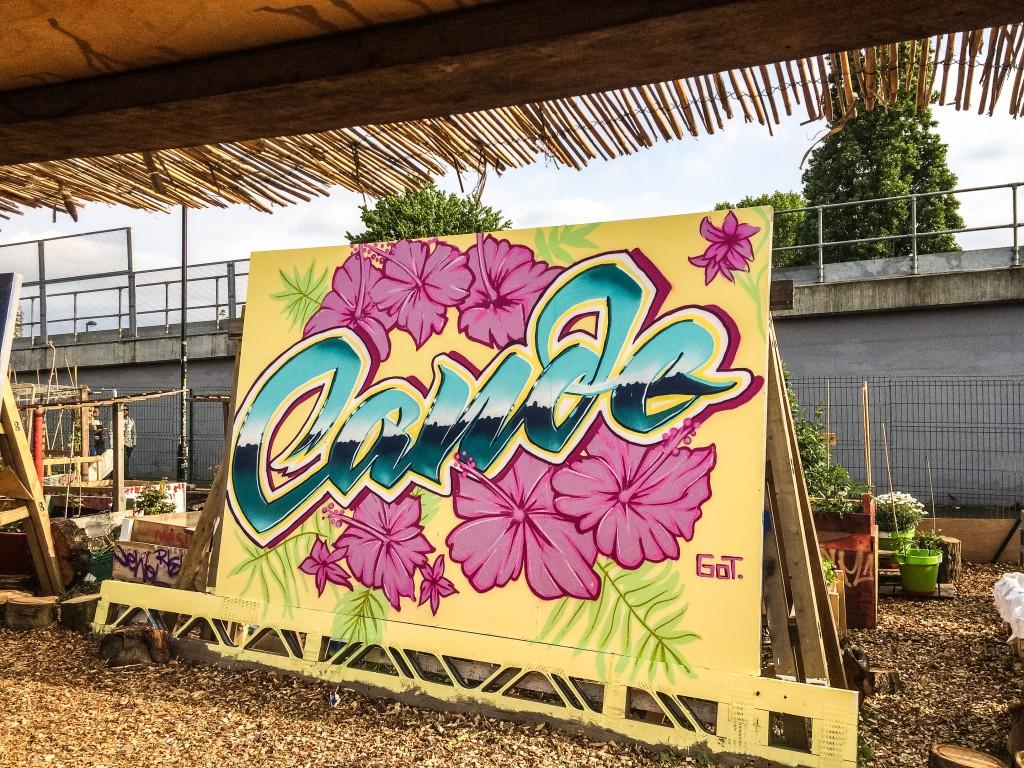 Candie Bandit Meeting of Styles London 2016