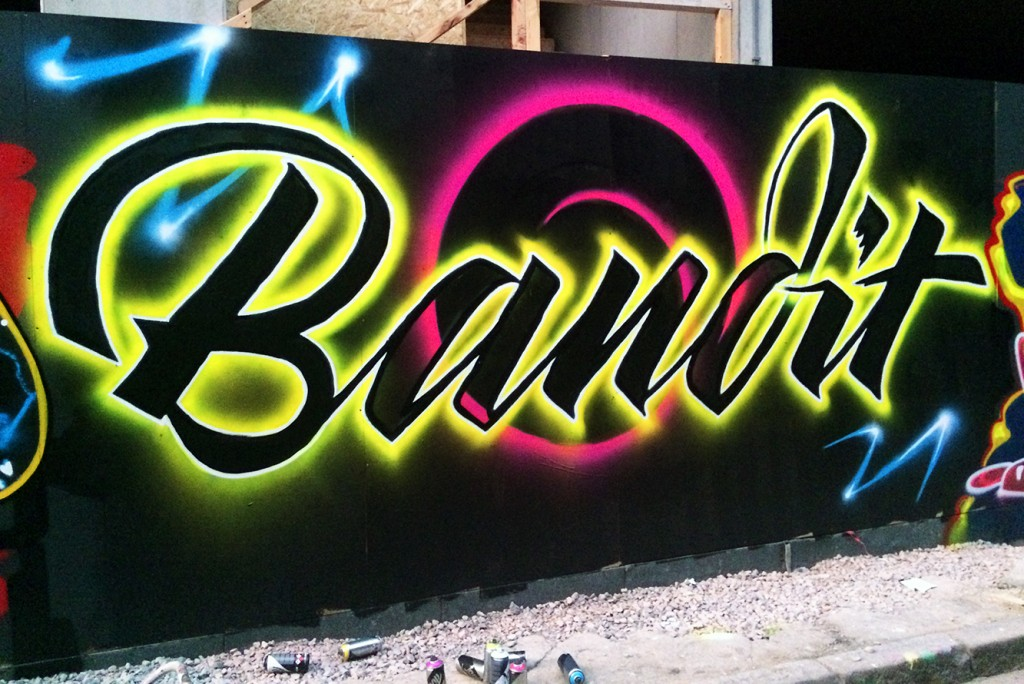 Bandit by Candie